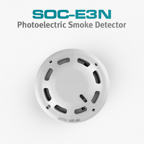 SOC-E3N Smoke Detector